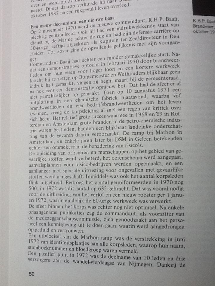 De Amsterdamse Brandweer_vroeger en nu_Gerard Koppers