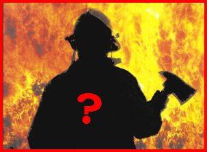 brandweer vraagteken
