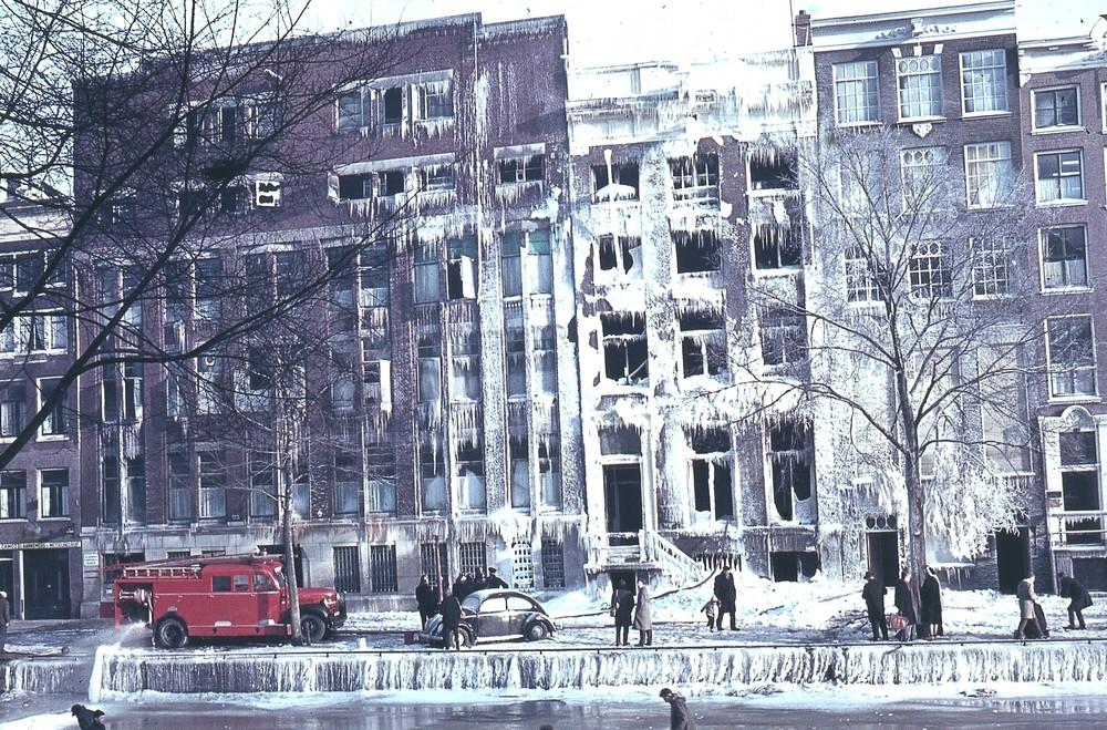 Brandweer AA 1963