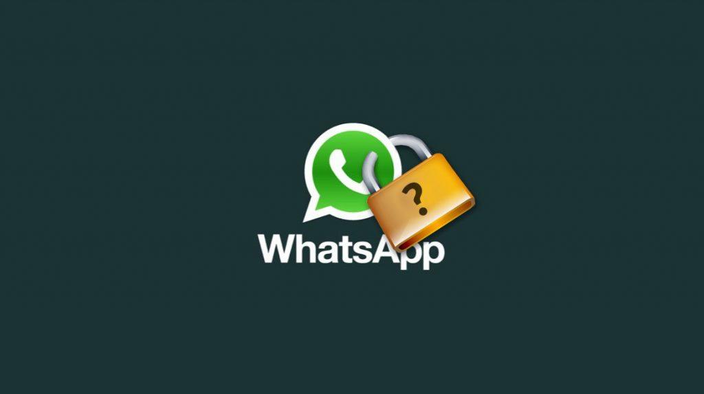 whatsapp encrypted