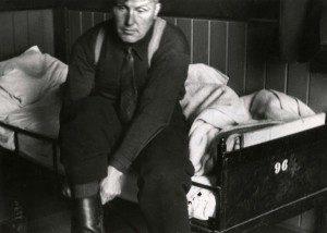 Brandweerman actie 1940