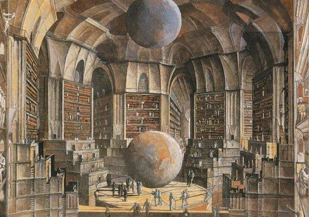 Bibliotheek van Babel