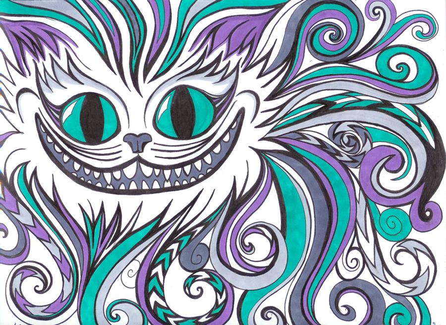 cheshire_cat_by_hiddenrainbow-d4bpyrm