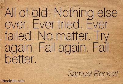Beckett Fail
