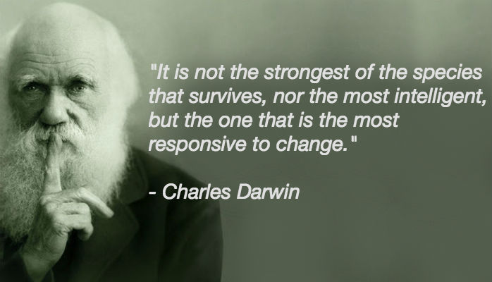 Darwin-Responsive-to-Change