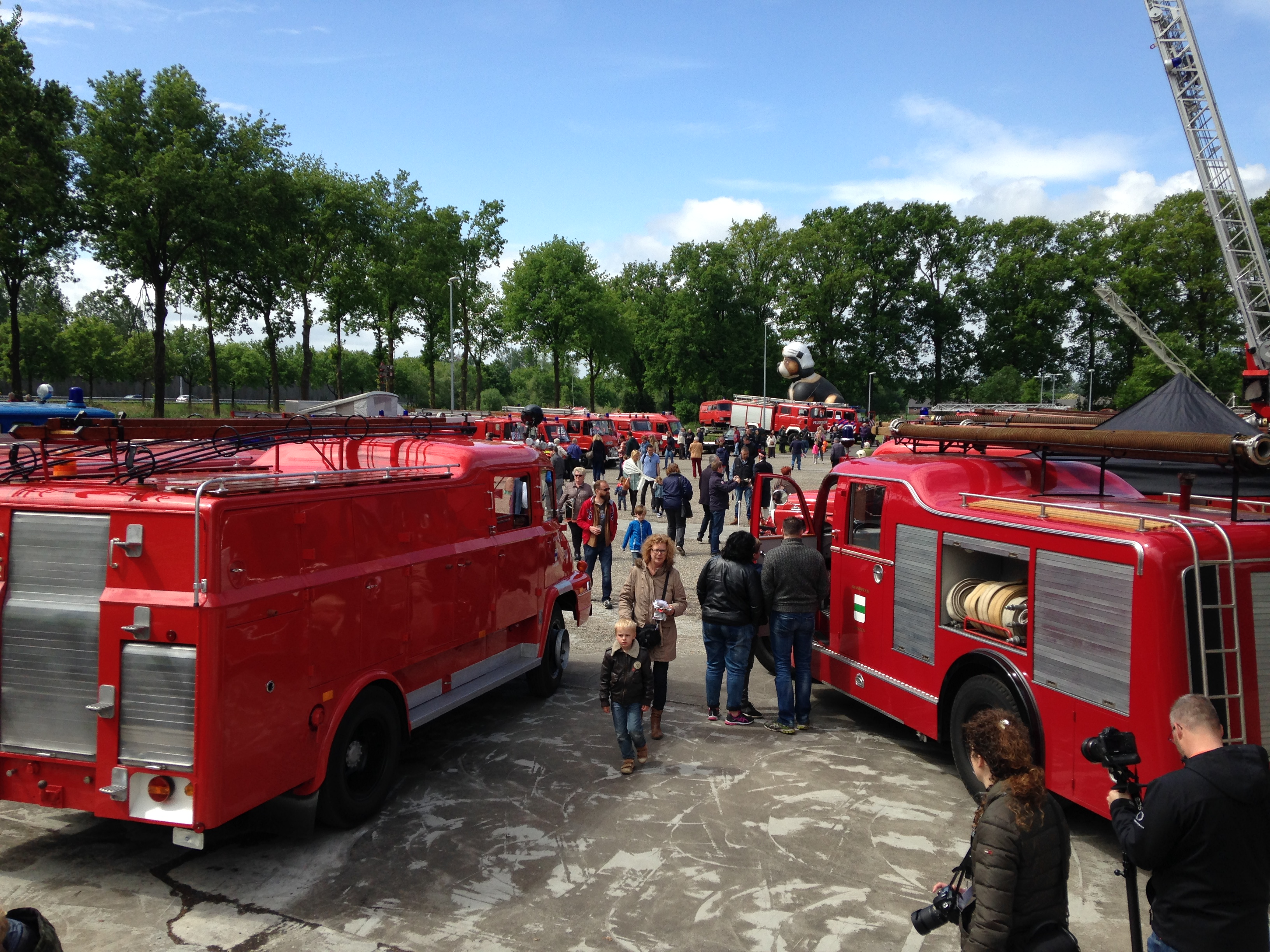 Red Classic Terrein