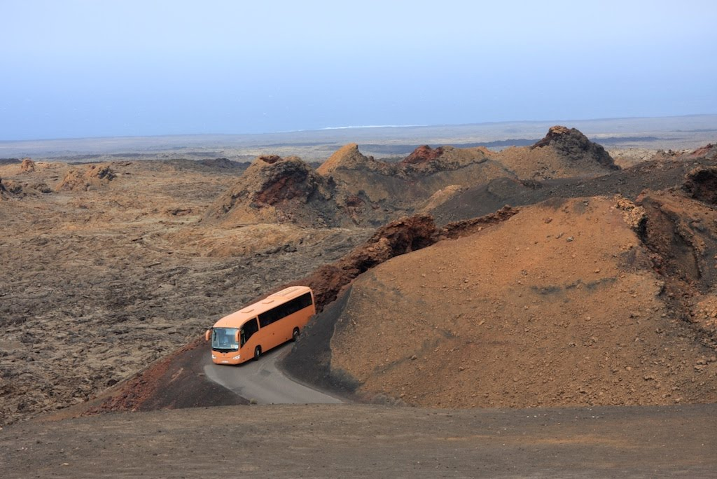 Lanzarote Bus Trip
