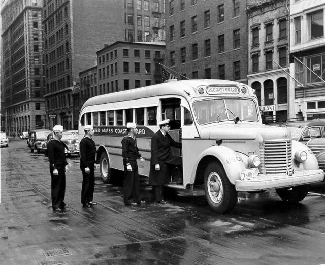 Bus instappen
