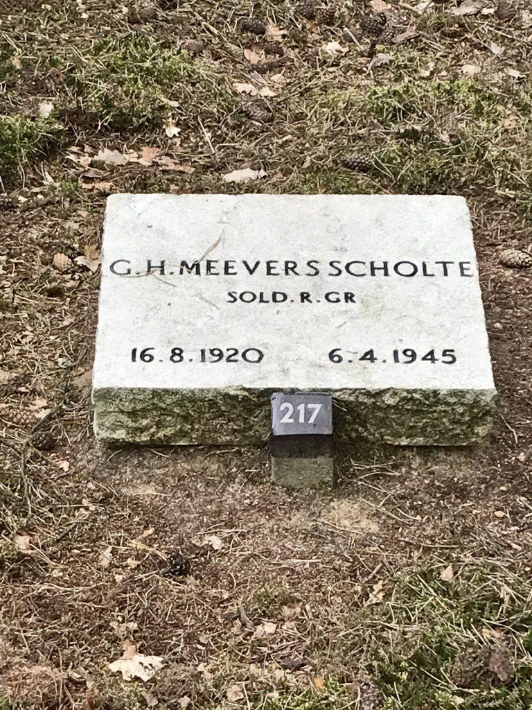 Gerard Meevers Scholte Loenen