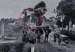 Opmerkzaamheid: eerste persfoto van brand blijkt eerste selfie